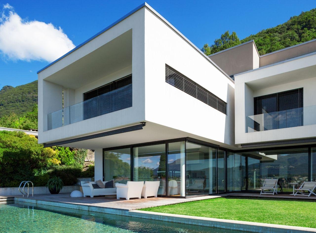 Metal prefabricated houses